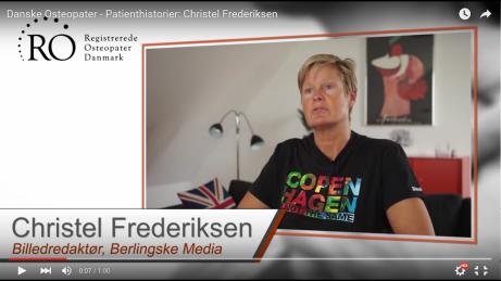 Christel Frederiksen