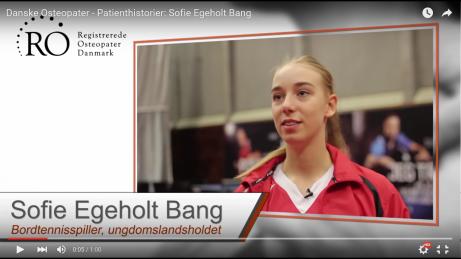 Sofie Egeholt Bang